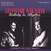 Stephanie Nakasian: Lullaby in Rhythm