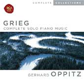 Complete Collections - Grieg: Piano Music / Oppitz