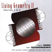 Ben Schwendener: Living Geometry II: Volumes 1 & 2 *