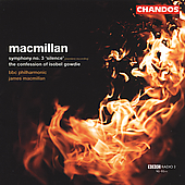 MacMillan: Symphony no 3, The Confession of Isobel Gowdie
