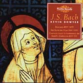 J.S. Bach: Organ Works Vol 17 / Kevin Bowyer