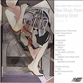 New Music from Bowling Green Vol 4 - Webb, Ran, Adler