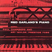 Red Garland: Red Garland's Piano [Remaster]