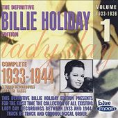 Billie Holiday: Complete, Vol. 1: 1933-1936