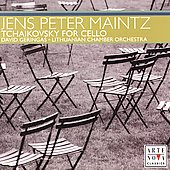 Tchaikovsky for Cello / Maintz, Geringas, Lithuanian CO