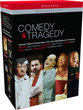 Glyndebourne: Comedy & Tragedy / Puccini, Donizetti, Verdi, etc. [6 DVD]