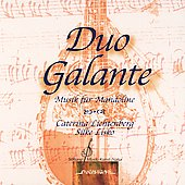 Duo Galante - Music for Mandolin / Lichtenberg, Lisko