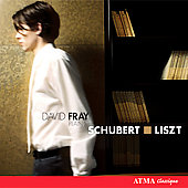 Schubert, Liszt / David Fray