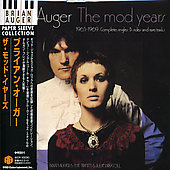Julie Driscoll/Brian Auger/Brian Auger & the Trinity: The Mod Years: 1965-1969 [Limited]
