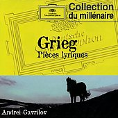 Grieg: Lyric Pieces For Piano