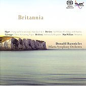 Britten: Sinfonia da Requiem;  Elgar, Davies, Turnage, etc