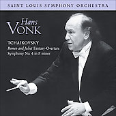Saint Louis Symphony Orchestra - Tchaikovsky / Vonk, St. Louis SO