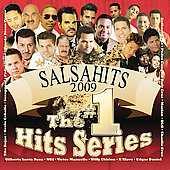 Various Artists: Salsahits 2009