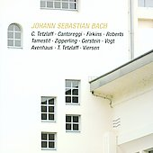 Chamber Music - J.S. Bach / Tetzlaff, Cantoreggi, Vogt