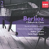 Berlioz: L'Enfance du Christ / Andre Cluytens, et al