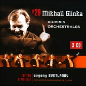 Mikha&#239;l Glinka: Oeuvres Orchestrales