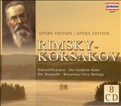Rimsky-Korsakov: Opera Edition [Box Set]