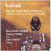 The Art of the Viola d'Amore