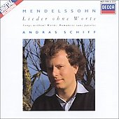 Mendelssohn: Songs without words / András Schiff
