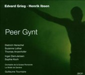 Edvard Grieg, Henrik Ibsen: Peer Gynt