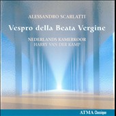Scarlatti: Vespro Della Beata Vergine