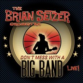 The Brian Setzer Orchestra: Don't Mess with a Big Band: Live! [Digipak]