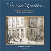 Viennese Rarities Vol. 14: Carl Michael Ziehrer