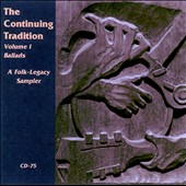 Various Artists: The Continuing Tradition, Vol. 1: Ballads