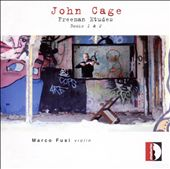 John Cage: Freeman Etudes Books 1 & 2