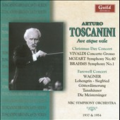 Toscanini: Christmas Day 1937 & Farewell Concert 1954