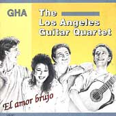 El Amor Brujo / The Los Angeles Guitar Quartet