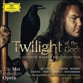 Twilight Of The Gods - Wagner Highlights from Der Ring des Nibelungen / Blythe, Kaufmann, Morris, Terfel, Voigt et al. / MET, Levine