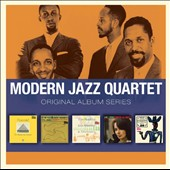 The Modern Jazz Quartet: Original Album Series [Slipcase]