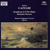 Lazzari: Symphony in Eb Major, Maritime Pictures / Adriano