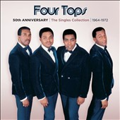 The Four Tops: 50th Anniversary/The Singles Collection/1964-1972 [3 CD] [Box]