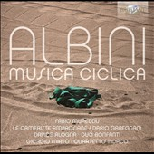 Giovanni Albini (b. 1982): Musica Ciclica / Davide Alogna, violin; Giorgio Mirto, guitar