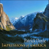 Patrick Doyle: Impressions of America