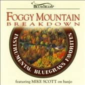 Mike Scott (Banjo): Foggy Mountain Breakdown