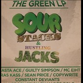 Various Artists: The  Green LP: Sour Stacks and Hustling Jacks