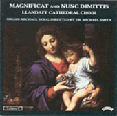 Magnificat and Nunc Dimittis Vol 8 / Llandaff Cathedral
