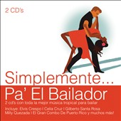 Various Artists: Simplemente: Pa' El Bailador
