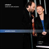 Schubert: Works for violin and piano / Boris Kucharsky, violin; Elizabeth Hopkins, piano