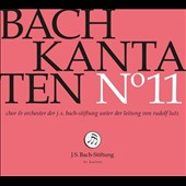 Bach: Cantatas, Vol. 11 - BWV 26, 170 & 172 / Choir & Orchestra of the J.S. Bach Foundation; Lutz