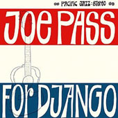 Joe Pass: For Django