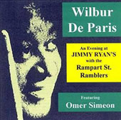 Wilbur De Paris: An Evening at Jimmy Ryan's *