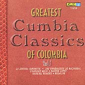 Various Artists: Greatest Cumbia Classics of Colombia
