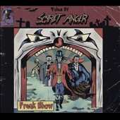 Scarlet Anger: Freak Show [Digipak]