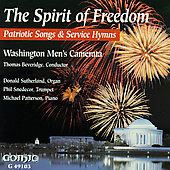 The Spirit of Freedom / Washington Men's Camerata