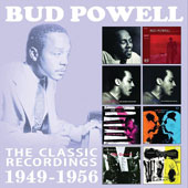 Bud Powell: The  Classic Recordings, 1949-1956 [10/14]