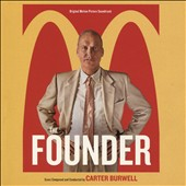 Carter Burwell: The Founder [Original Motion Picture Soundtrack]